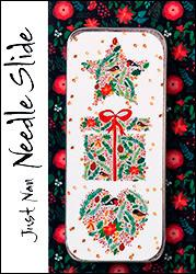 Just Nan - Needle Slide - Birds, Berries & Blooms MAIN