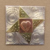 Puffin & Company Magnetic Needle Nanny - Friendship Quilt_THUMBNAIL
