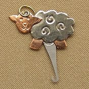 Puffin & Company Needle Threader - Sheep THUMBNAIL