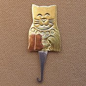 Puffin & Company Needle Threader - Kitty THUMBNAIL