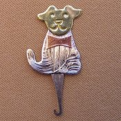 Puffin & Company Needle Threader - Puppy THUMBNAIL