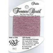 Rainbow Gallery Petite Treasure Braid PB13 Pink THUMBNAIL
