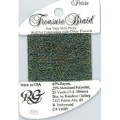 Rainbow Gallery Petite Treasure Braid PB16 Dark Multi THUMBNAIL