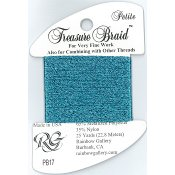 Rainbow Gallery Petite Treasure Braid PB17 Water Blue THUMBNAIL