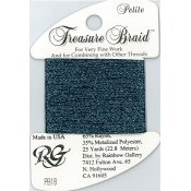Rainbow Gallery Petite Treasure Braid PB18 Midnight Blue THUMBNAIL