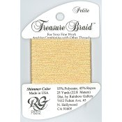 Rainbow Gallery Petite Treasure Braid PB202 Shimmer Peach_THUMBNAIL
