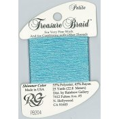 Rainbow Gallery Petite Treasure Braid PB204 Shimmer Blue THUMBNAIL