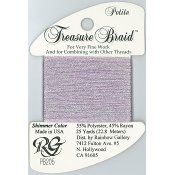 Rainbow Gallery Petite Treasure Braid PB205 Shimmer Amethyst THUMBNAIL
