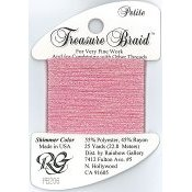 Rainbow Gallery Petite Treasure Braid PB206 Shimmer Pink THUMBNAIL