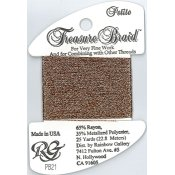 Rainbow Gallery Petite Treasure Braid PB21 Copper THUMBNAIL