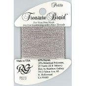 Rainbow Gallery Petite Treasure Braid PB28 Powder Pink THUMBNAIL