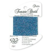 Rainbow Gallery Petite Treasure Braid PB41 Twilight Waters THUMBNAIL