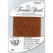 Rainbow Gallery Petite Treasure Braid PB48 Autumn Leaves THUMBNAIL