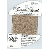 Rainbow Gallery Petite Treasure Braid PB50 Seashell THUMBNAIL