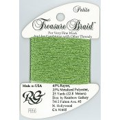 Rainbow Gallery Petite Treasure Braid PB56 Pale Avocado THUMBNAIL