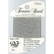 Rainbow Gallery Petite Treasure Braid PB58 Antique Silver THUMBNAIL