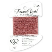 Rainbow Gallery Petite Treasure Braid PB61 Dark Peony THUMBNAIL