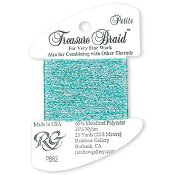 Rainbow Gallery Petite Treasure Braid PB62 Morning Water THUMBNAIL