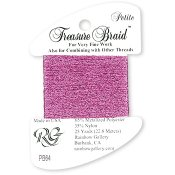 Rainbow Gallery Petite Treasure Braid PB64 Lite Rose THUMBNAIL