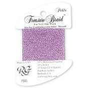 Rainbow Gallery Petite Treasure Braid PB65 Lite Violet THUMBNAIL