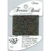 Rainbow Gallery Petite Treasure Braid PB68 Black Opal THUMBNAIL