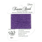 Rainbow Gallery Petite Treasure Braid PB71 Orchid THUMBNAIL