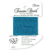 Rainbow Gallery Petite Treasure Braid PB72 Agean Blue THUMBNAIL