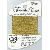 Rainbow Gallery Petite Treasure Braid PB73 Black Hills Gold THUMBNAIL