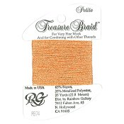 Rainbow Gallery Petite Treasure Braid PB74 Wild Salmon THUMBNAIL