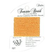 Rainbow Gallery Petite Treasure Braid PB77 Pumpkin THUMBNAIL