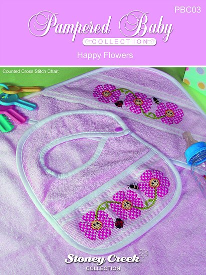 Pampered Baby Collection - Happy Flowers Pattern_THUMBNAIL
