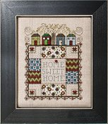 Quilted With Love - Home Sweet Home
