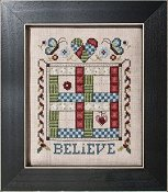 Quilted With Love - Believe