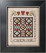 Quilted With Love - Cherish