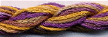 Dinky Dyes Silk Thread - 044 Pacific Sunshine MAIN