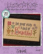 Lizzie Kate Snippet - Be Your Own Kind of Beautiful THUMBNAIL