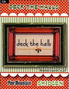 Pine Mountain Designs - Smidgen Series - Deck The Halls THUMBNAIL