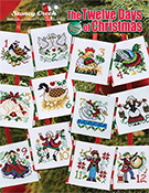 Book 533 The Twelve Days of Christmas Ornament Series THUMBNAIL