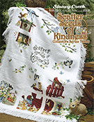 Book 534 Scatter Seeds of Kindness Collectors' Series Throw THUMBNAIL