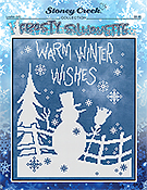 Leaflet 505 Frosty Silhouette THUMBNAIL