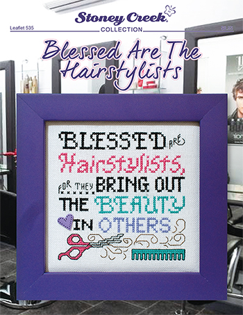 Leaflet 535 Blessed Are The Hairstylists MAIN