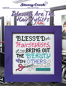 Leaflet 535 Blessed Are The Hairstylists THUMBNAIL