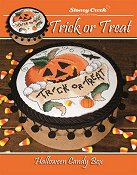 Leaflet 328 Trick or Treat Halloween Candy Box THUMBNAIL
