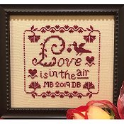 Scissor Tail Designs - Love Is In The Air THUMBNAIL