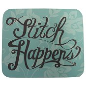 """Stitch Happens"" Mousepad THUMBNAIL"
