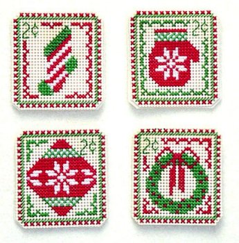 Handblessings - Holiday Stamps - Country Christmas Two Cent MAIN