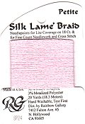 Silk Lame' Braid Petite - SP24 Baby Pink THUMBNAIL
