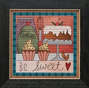 Mill Hill Sticks Kit - Be Sweet THUMBNAIL