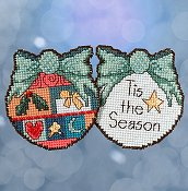 Mill Hill Sticks Kit - Tis the Season THUMBNAIL