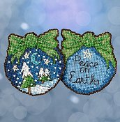 Mill Hill Sticks Kit - Peace On Earth THUMBNAIL